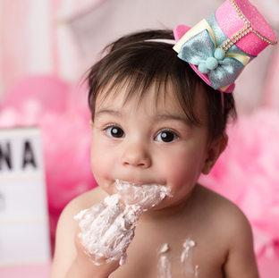 Smash the Cake | Giovanna