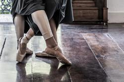 ensaio de ballet