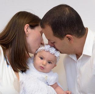 Batizado | Laura