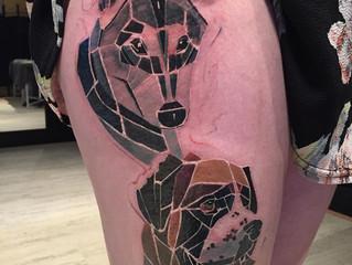 Latest Work @Knowhow tattoo