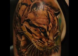Jungle sleeve