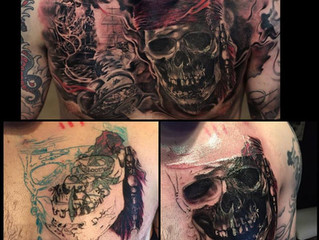 Another cover up