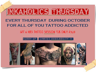 Get yours done too this October