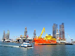 Galveston Ship Channel