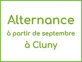 Chef de projets polyvalent à Cluny (alternance)