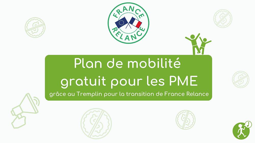 Plan de mobilité gratuit pour les PME