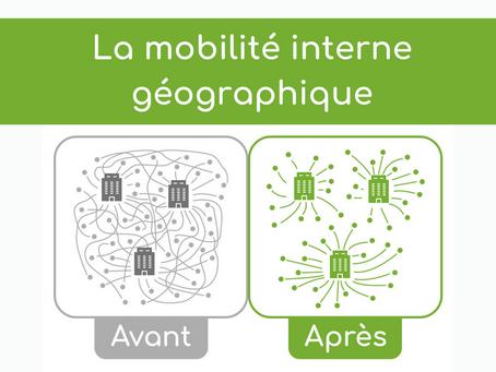 Mobilité interne géographique