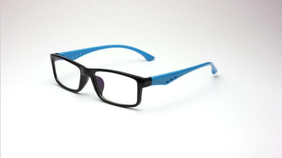 Migraine Glasses Black and Blue