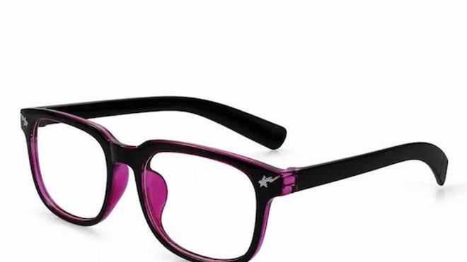 Black & Pink Migraine Glasses