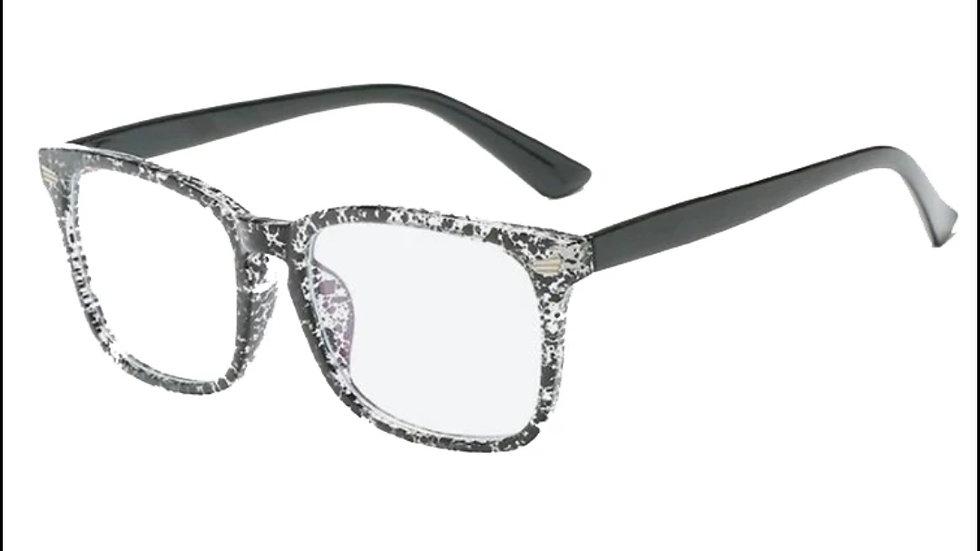 Migraine Glasses Mottled Grey