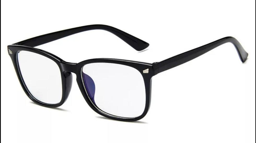 Migraine Glasses Bright Black