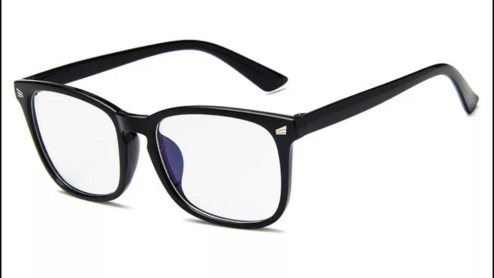 Migraine Glasses Matt Black