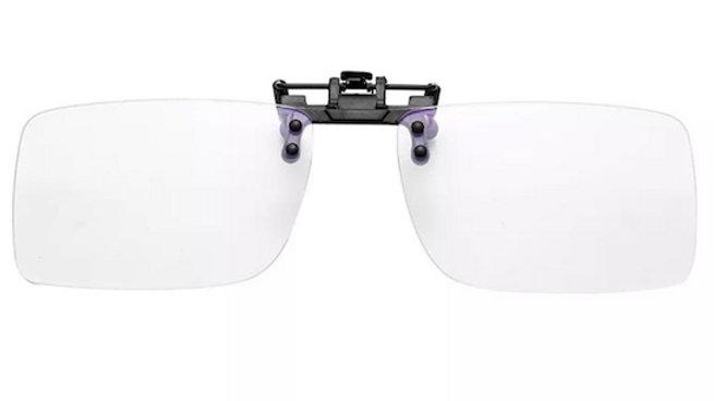 Clip on Migraine Lenses