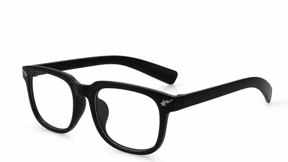 Black Migraine Glasses