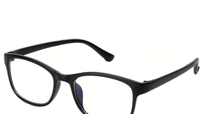Black Migraine Glasses