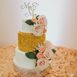 I'm in love with the photos of our cake