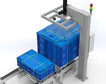 Automatische Banderkennung D&T Engineering GmbH