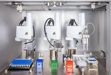 PT 600.1 Automatische Pipettieranlage D&T Engineering GmbH