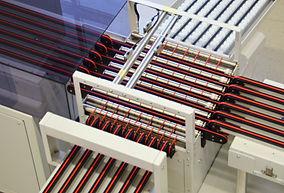 Transportband Systeme und Rundriemenbänder