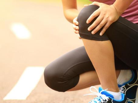 Dien je je zorgen te maken over krakende knieën?