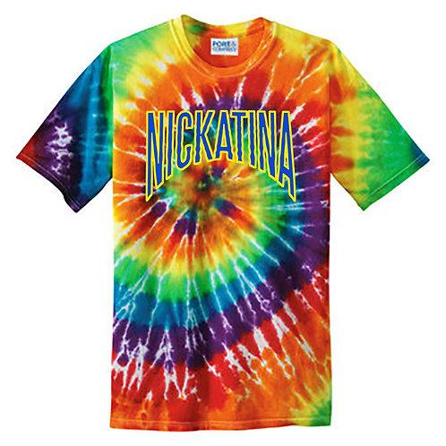 Nickatina Tie-Dye T-Shirt