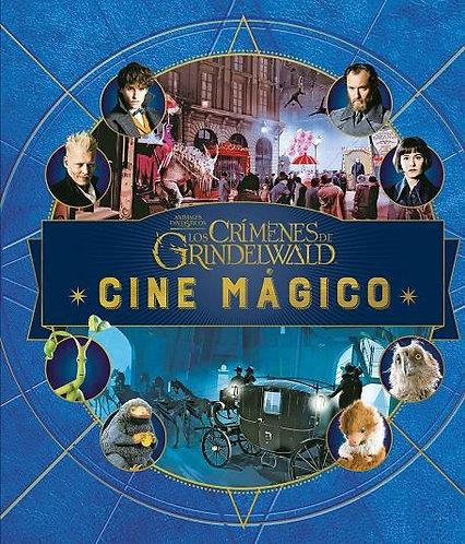 CINE MAGICO LOS CRIMENES DE GRINDELWALD