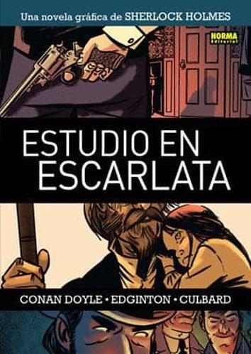 ESTUDIO EN ESCARLATA
