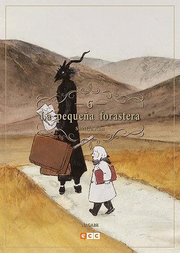 LA PEQUEÑA FORASTERA 6