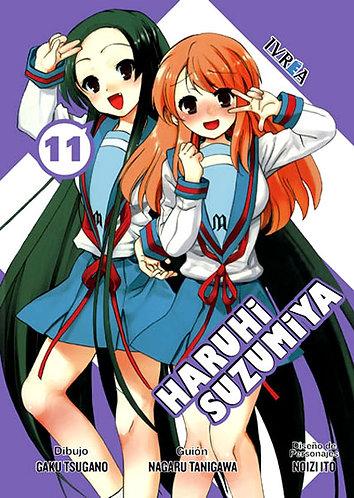 HARUHI SUZUMIYA 11