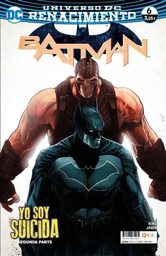 BATMAN 06 UNIVERSO RENACIMIENTO