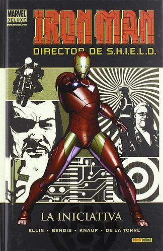 IRON MAN: DIRECTOR DE SHIELD 1 -LA INICIATIVA