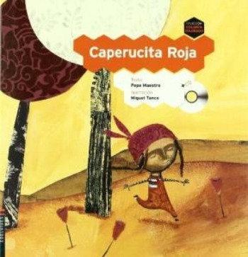 CAPERUCITA ROJA + CD