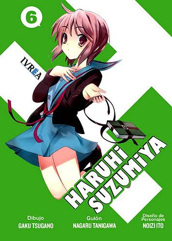 HARUHI SUZUMIYA 6