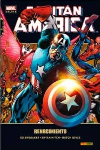 CAPITAN AMERICA 10- RENACIMIENTO
