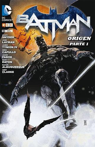 BATMAN REEDICION TRIMESTRAL 10