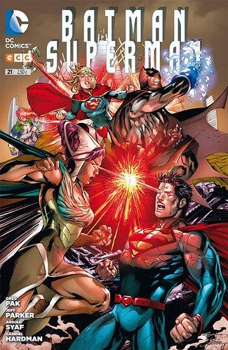 BATMAN/SUPERMAN 21