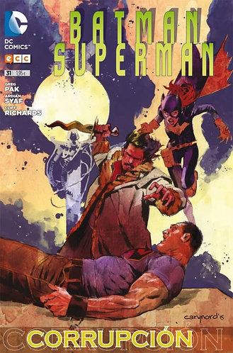 BATMAN/SUPERMAN 31