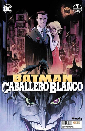 BATMAN: CABALLERO BLANCO 1