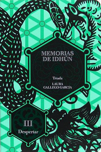 MEMORIAS DE IDHUN: TRIADA. DESPERTAR