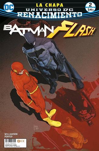 BATMAN/FLASH RENACIMIENTO 2