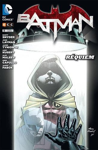 BATMAN REEDICION TRIMESTRAL 09