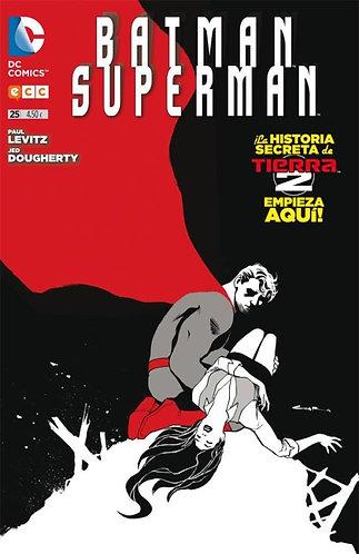 BATMAN/SUPERMAN 25