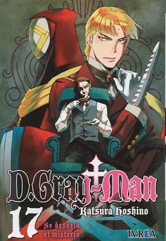 D. GRAY MAN 17