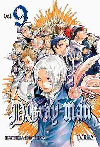 DGRAY-MAN 9
