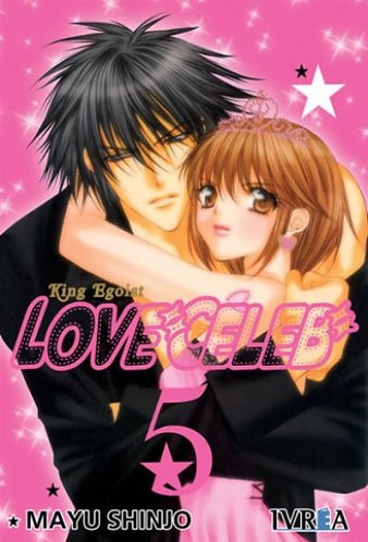 LOVE CELEB 5