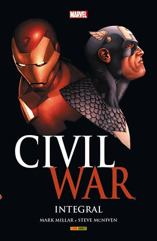 CIVIL WAR: INTEGRAL