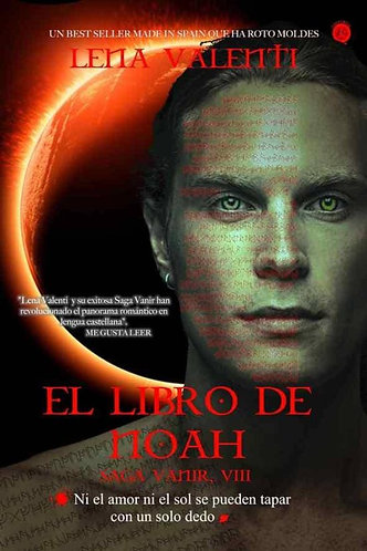 EL LIBRO DE NOAH. SAGA VANIR VIII