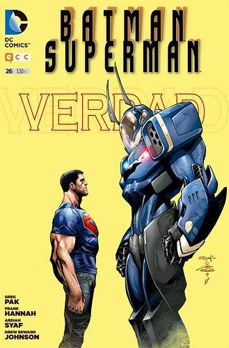 BATMAN/SUPERMAN 26