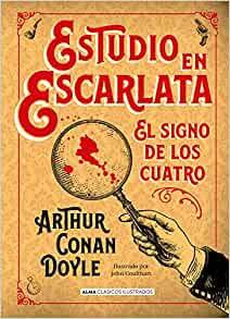 ESTUDIO EN ESCARLATA. EL SIGNO DE LOS CUATRO