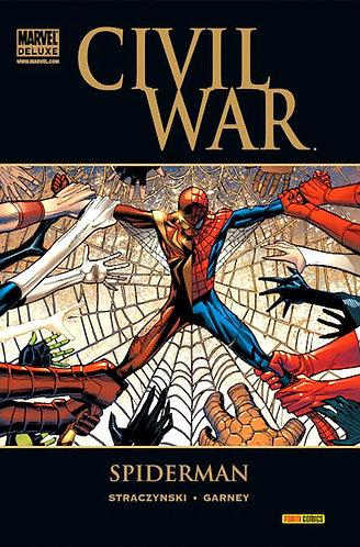 CIVIL WAR: SPIDERMAN